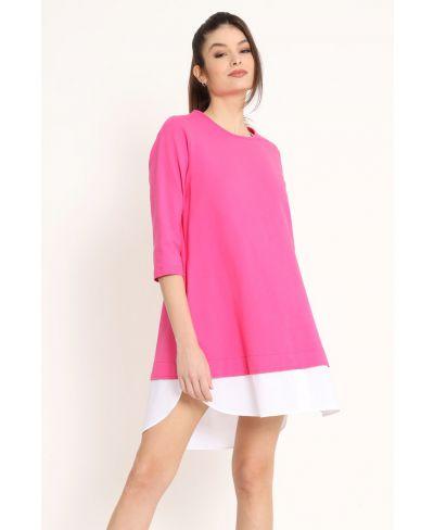 Sweat Kleid Pop