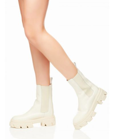 Plateau Ankle Stiefelette