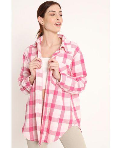 Hemd Bluse Check