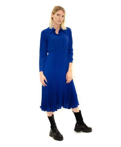 Plissee Kleid  Lungo