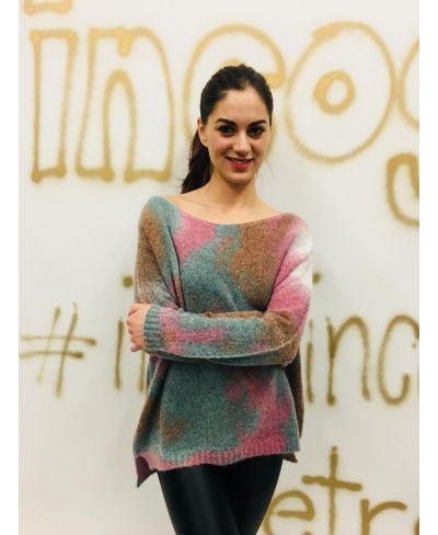 Pullover Batik