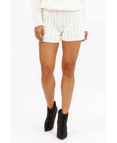 Strick Shorts