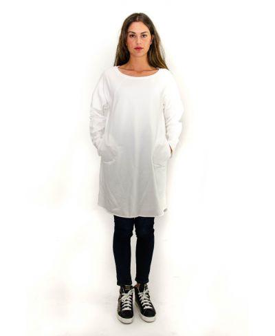 Sweat Kleid Cotton