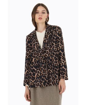 Sweat Longblazer Leo