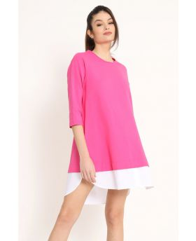 Sweat Kleid Pop