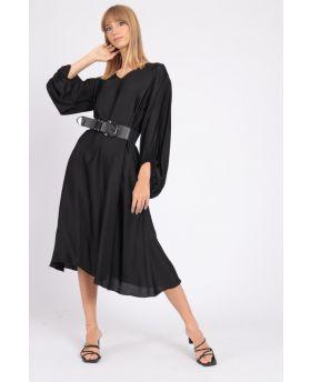 Kleid V-Ausschnitt