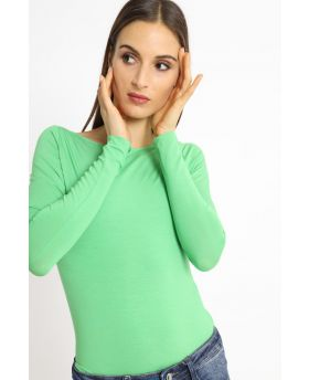 Shirt Barcetta-Verde-Grün-Taglia Unica