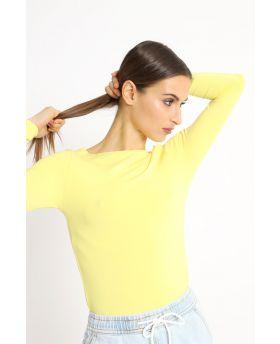 Shirt Barcetta-Giallo-Gelb-Taglia Unica