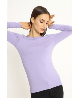 Shirt Barcetta-Viola-Taglia Unica