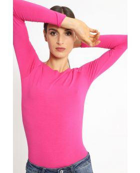 Shirt Barcetta-Fuchsia-Pink-Taglia Unica
