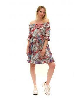 Kleid Shiffer Raso