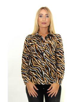 Camicia Fantasia Safari