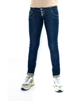 Jeans Slim  3 Bottoni
