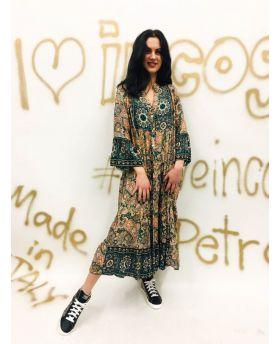 Kleid Paisley Fiori