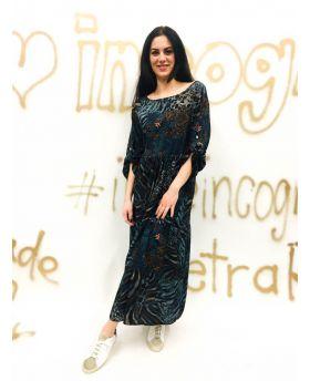 Kleid Patchmix