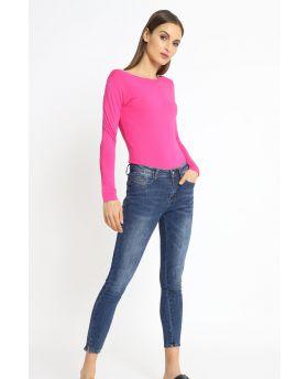 Jeans Skinny Fit-Denim-Jeans-XS