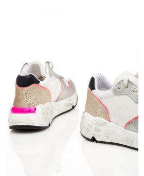 Sneaker Glitter-Cipria-37