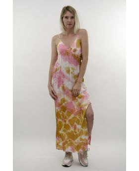 Träger Kleid Batik