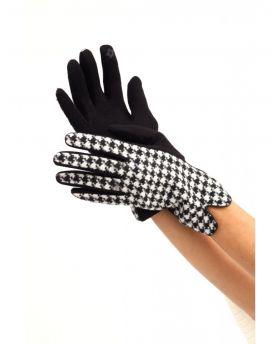 Handschuhe Piede Poule