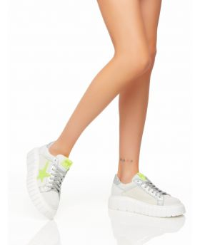 Sneaker Stella-Bianco-Weiss-37